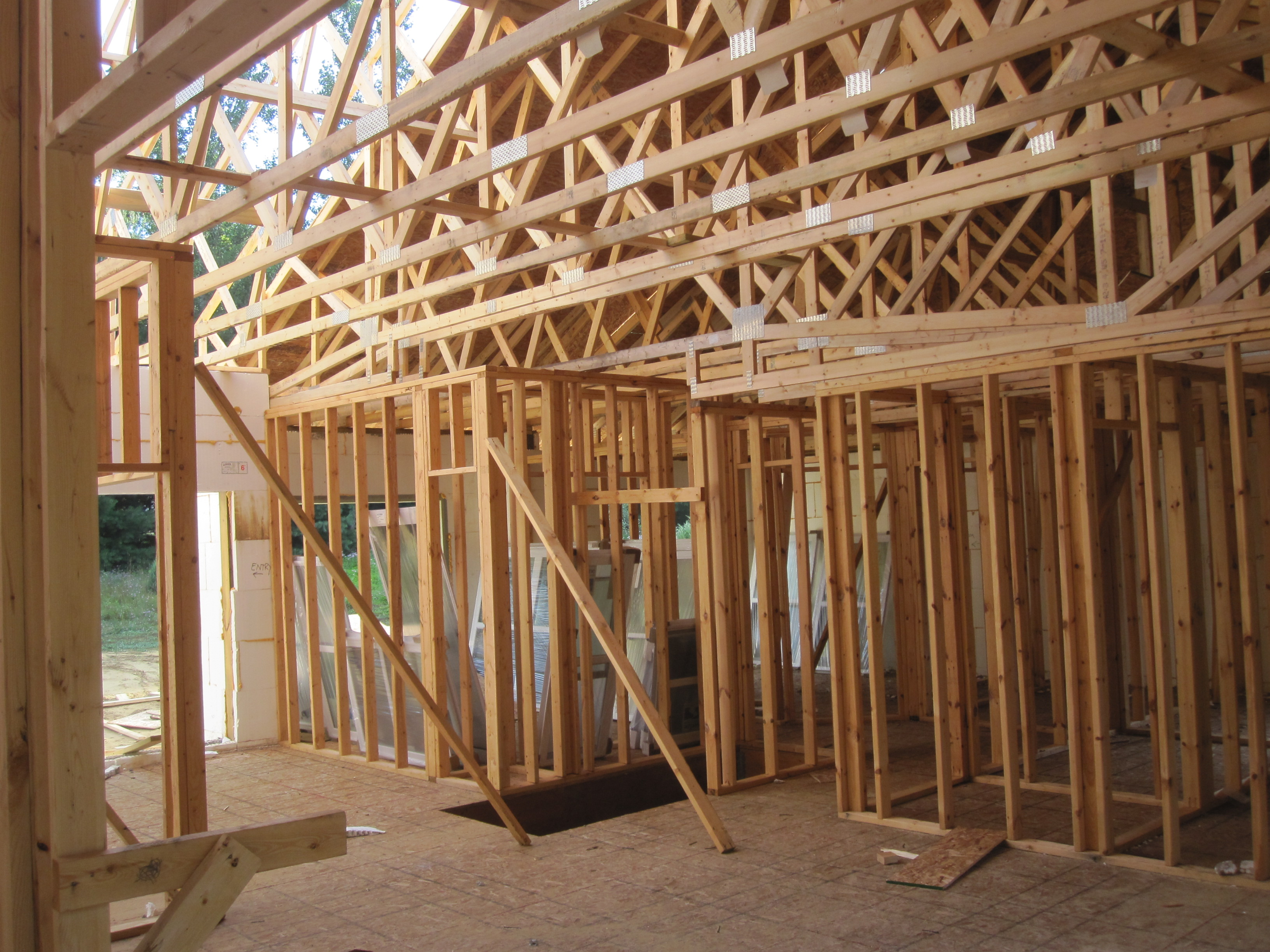 under construction Kingston Builders