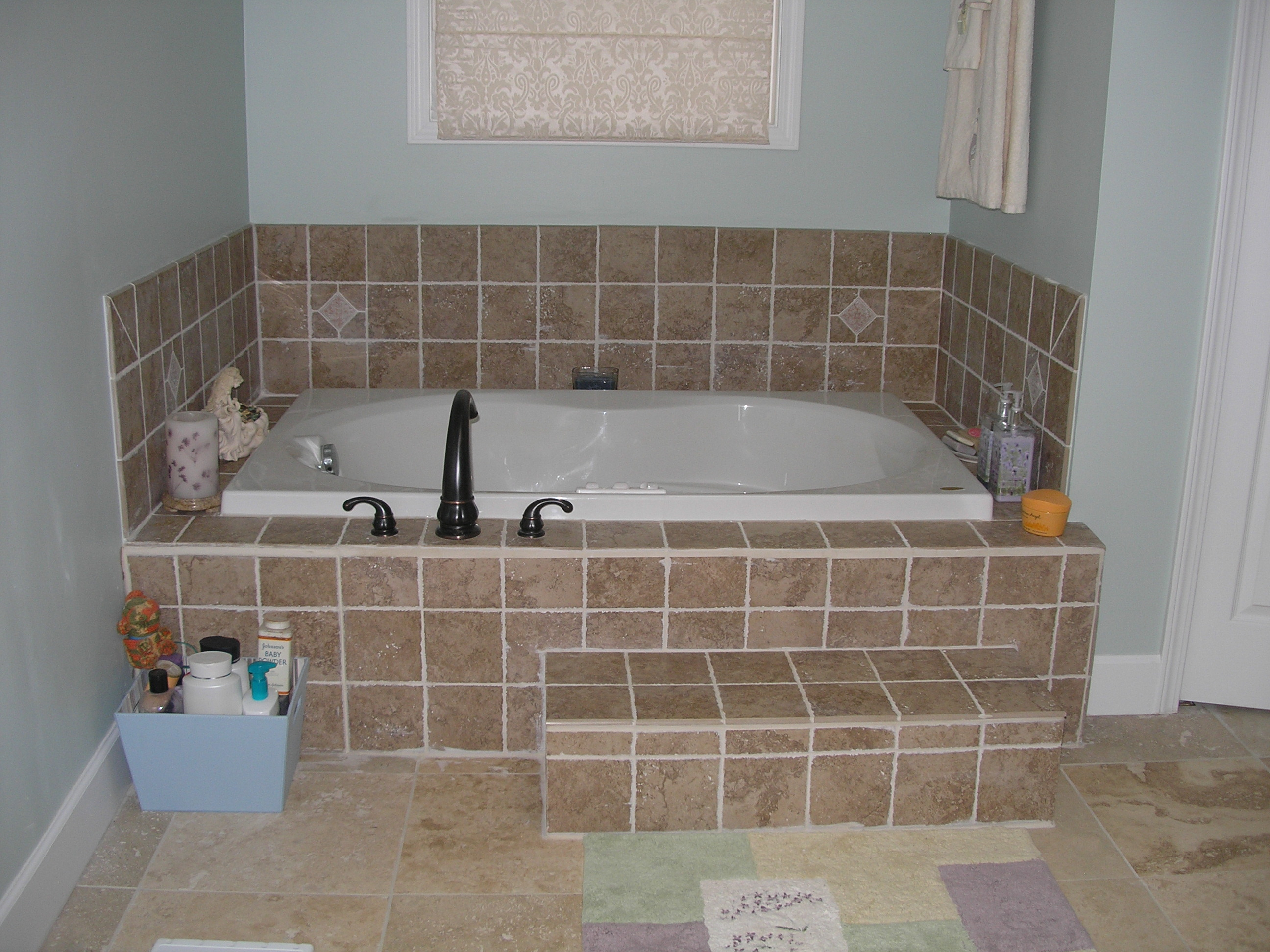 Traditional Shower Bath 187 Baths Kingston Builders