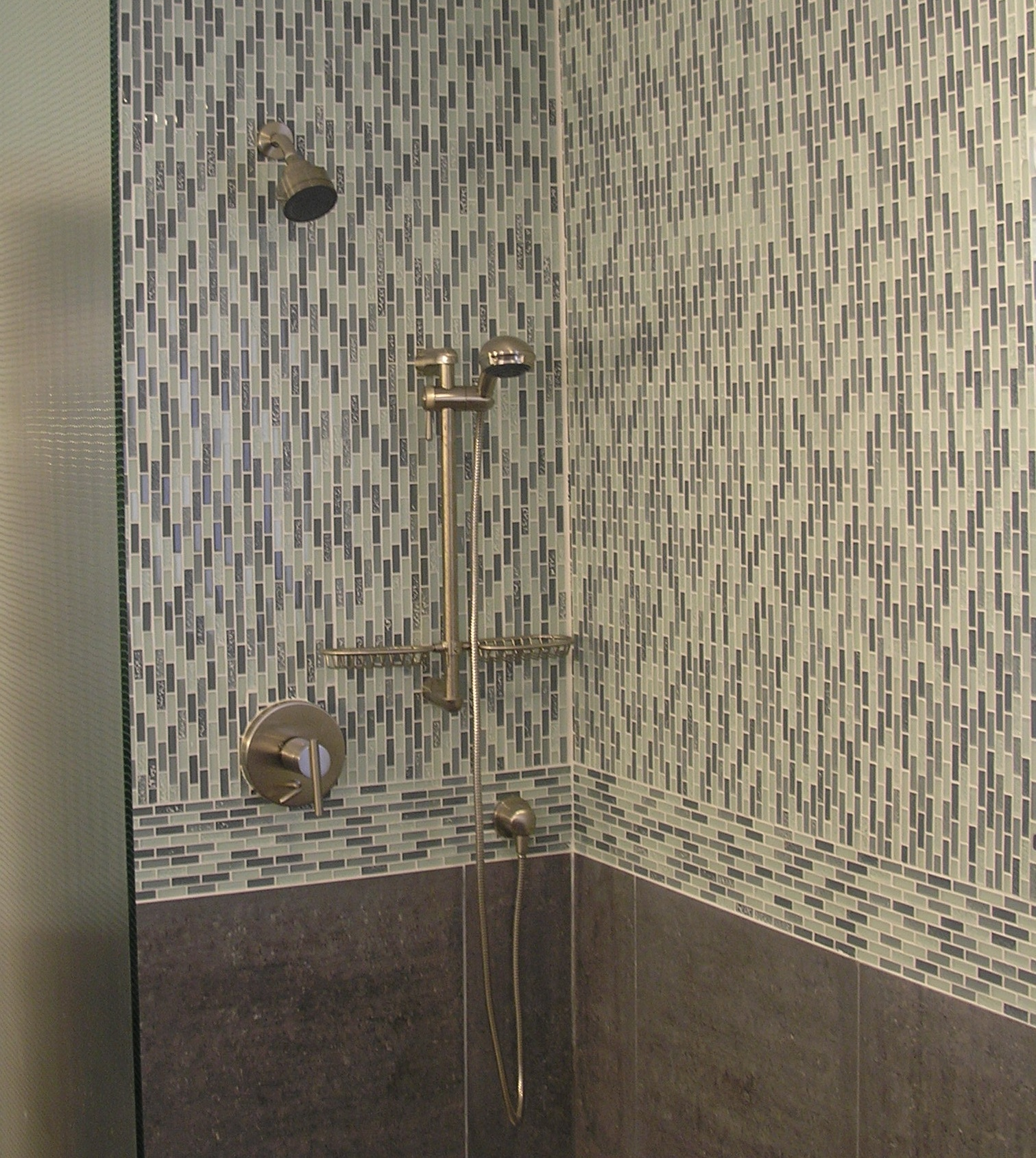 Baths kingston builders Bathroom tile showers