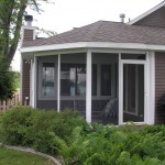 Sunroom Addition- Exterior
