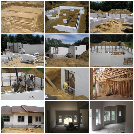 Icf Construction House Plans Construction Home Plans Ideas